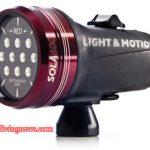 Light & Motion Sola 600 Underwater Light