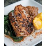 ScubaChef: Savory Grilled Seabass