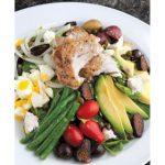 Nicoise Salad, California Style