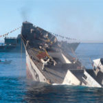 Former Patrol Boat Sunk As Dive Attraction Off Baja California Coast