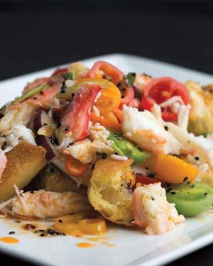 Scuba Chef King Crab