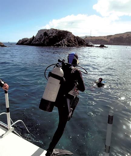 Dive Spots Archive - California Diving News