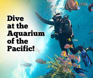 Dive Aquarium of the Pacific